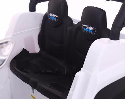 Καθίσματα ηλεκτρικού αυτοκίνητου mini moto 4x4