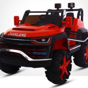 Κόκκινο ηλεκτικό παιδικό αυτοκίνητο mini moto 4x4