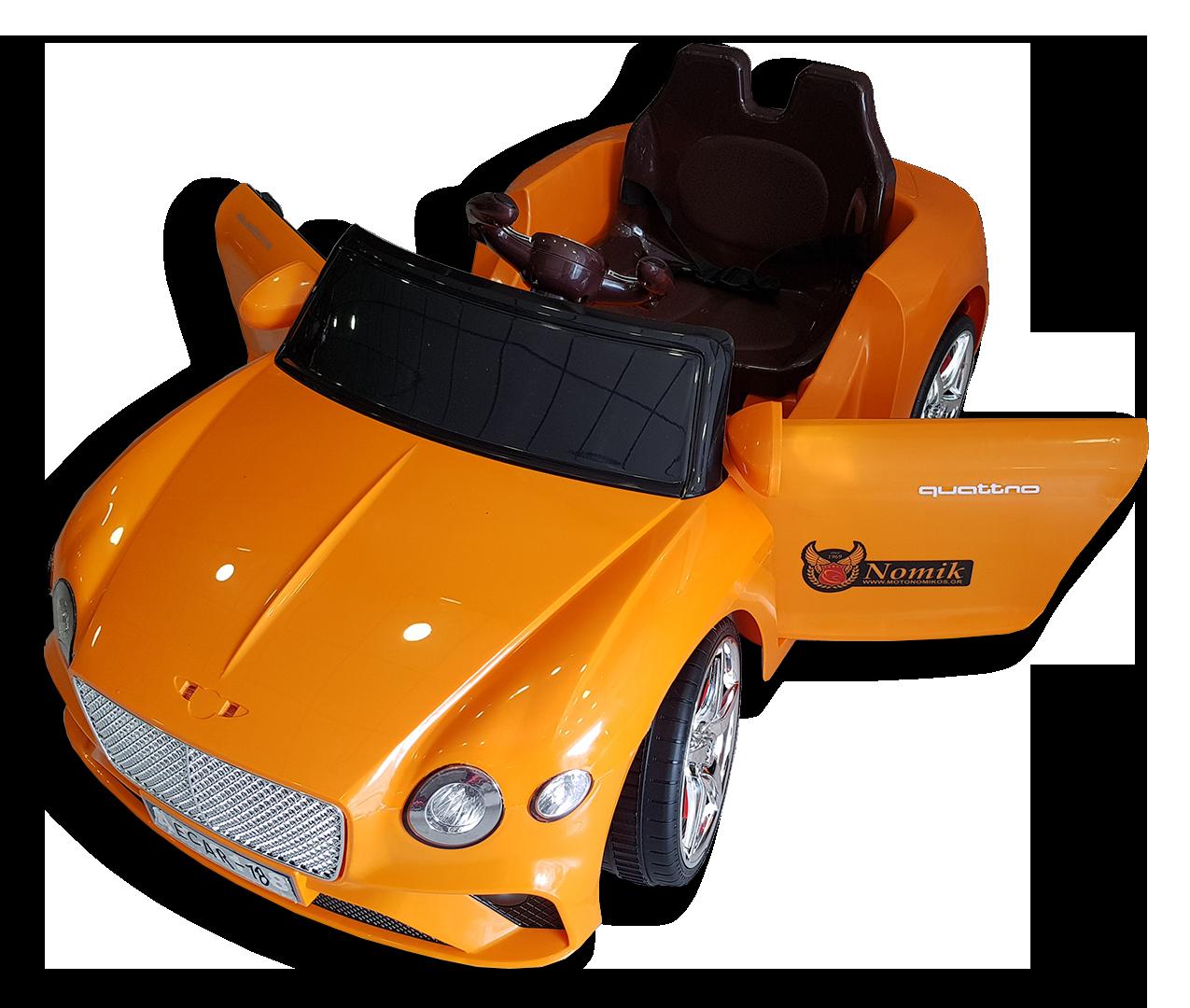 Πλαϊνό μέρος παιδικού ηλεκτρικού αυτοκινήτου για παιδιά BENTLEY 12V