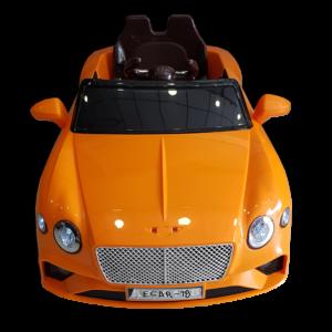 Μπροστινό μέρος παιδικού ηλεκτρικού αυτοκινήτου για παιδιά BENTLEY 12V