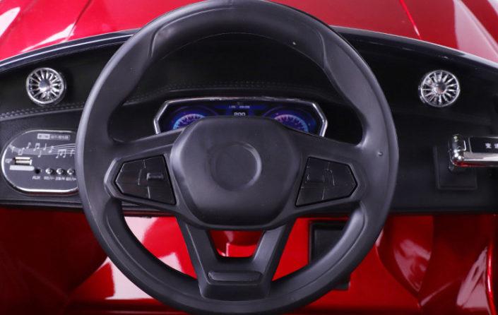 Τιμόνι παιδικού ηλεκτρικού αυτοκινήτου Audi