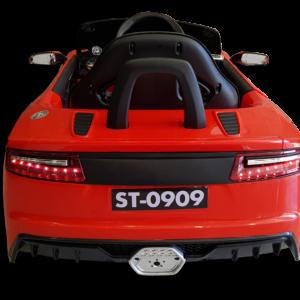 Πίσω μέρος παιδικού ηλεκτρικού Audi