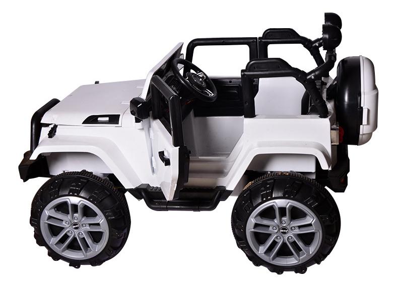 παιδικό ηλεκτρικό mini moto jeep 4x4 με φώτα τηλεκατευθυνόμενο μουσική