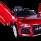 Παιδικό ηλεκτρικό αυτοκίνητο 12V Audi κόκκινο